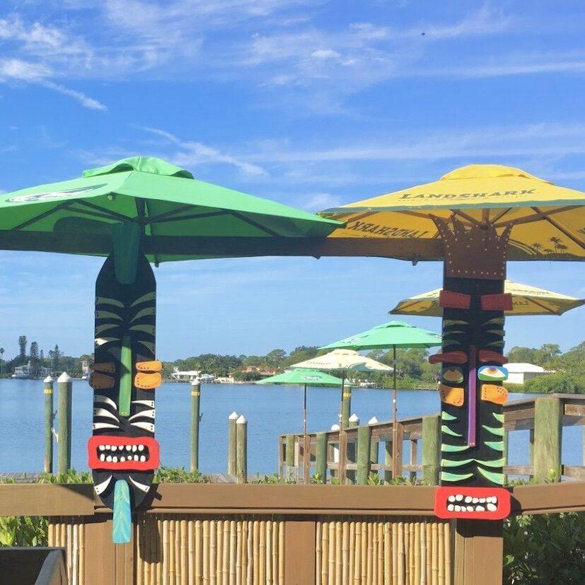 Tiki bar hop with Kokomo Charters